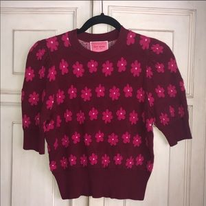 kate spade Sweaters - NWOT ✨kate spade✨ Marker Floral Sweater
